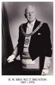 Wallace Colin Thomas Brunton  1967 September 23rd