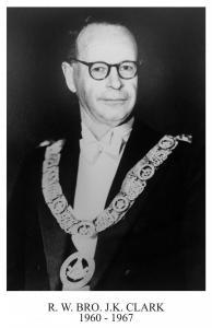 John Keith Clark  1960 March 19th