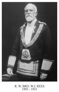 William Joseph Rees  1892 February 3rd