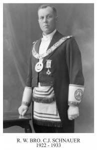 Charles John Schnauer  1922 June 23rd