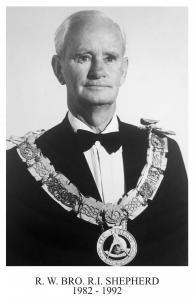 Ronald Ian Shepherd  1982 September 25th