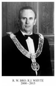 Roland John Whyte  2000 September 30th